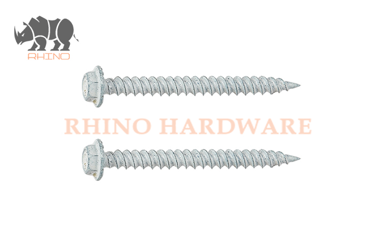 Hex Head Concretes Screw 1000h Ruspert