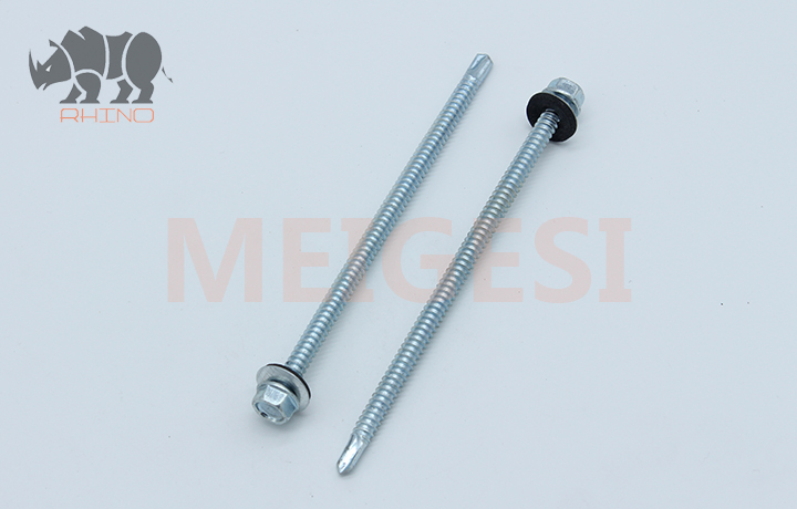 Hex Washer Head Screw Drilling Scre DIN7504K
