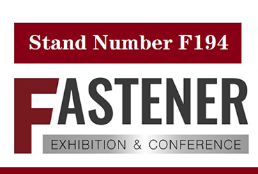 Welcome to visit us at FASTENER EXPO in NEC
